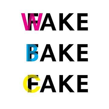 Fake, Wake y Bake a Cake de Orce