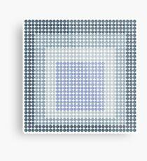 Josef Albers — Homage to the Square (Remix) Metal Print