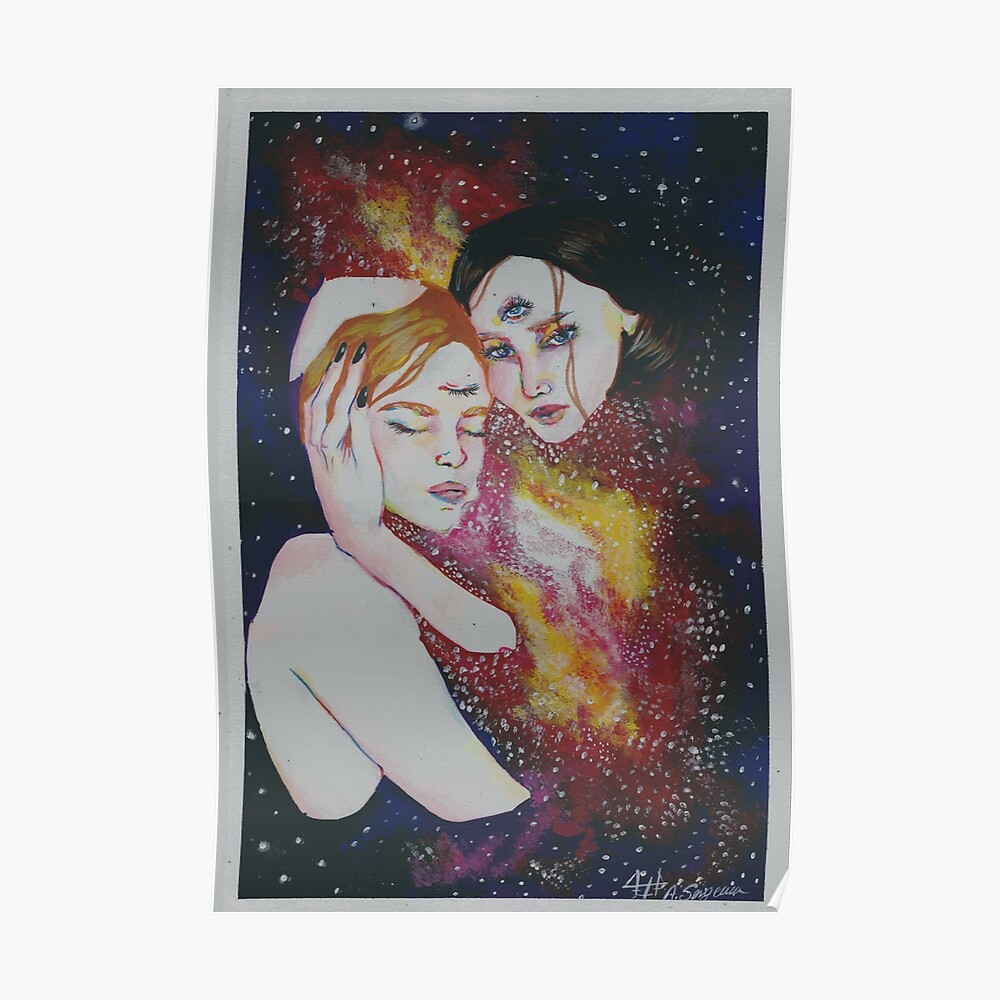 Astronomisch Poster