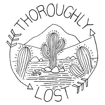 Thoroughly Lost by maretjohnson