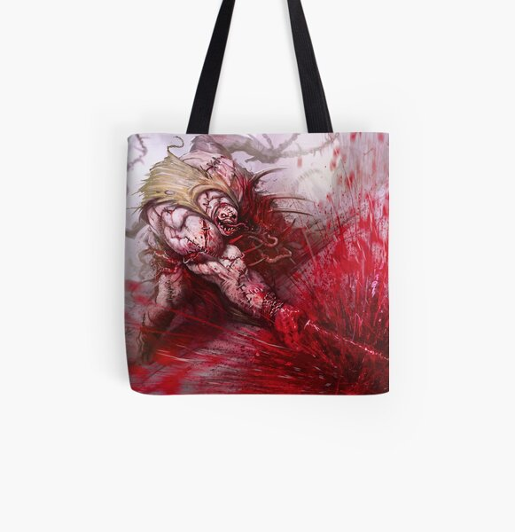 UNDEAD VICTORY All Over Print Tote Bag