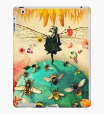 Reign of Flowers iPad Case/Skin