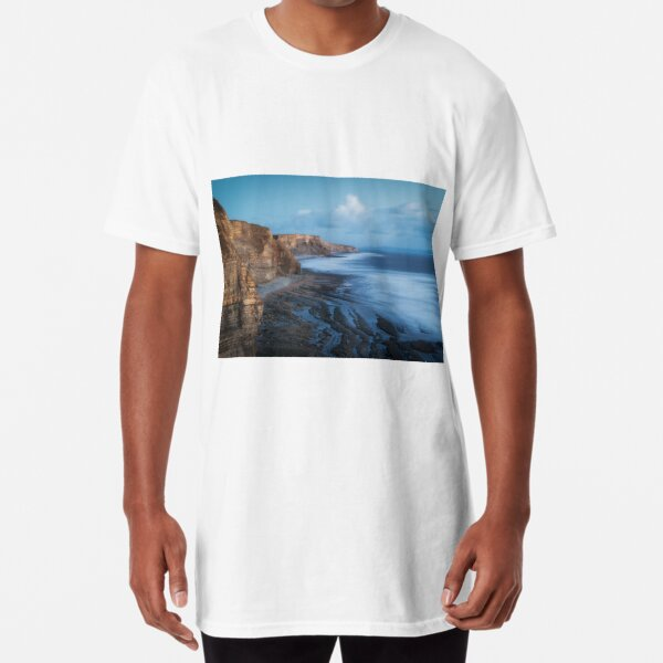 Glamorgan at dusk Long T-Shirt