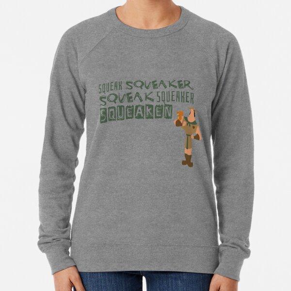 You Owe Me A New Acorn. Lightweight Sweatshirt