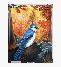Blue Jay Life iPad Case/Skin