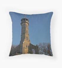 Wilhelmina Tower Throw Pillow