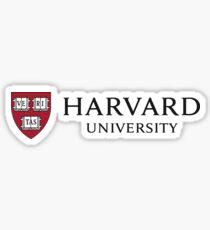 Harvard University Sticker