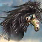 Kiche (Sky Spirit-Cree) by Lisa  Weber
