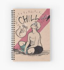 Chill Out! Spiral Notebook