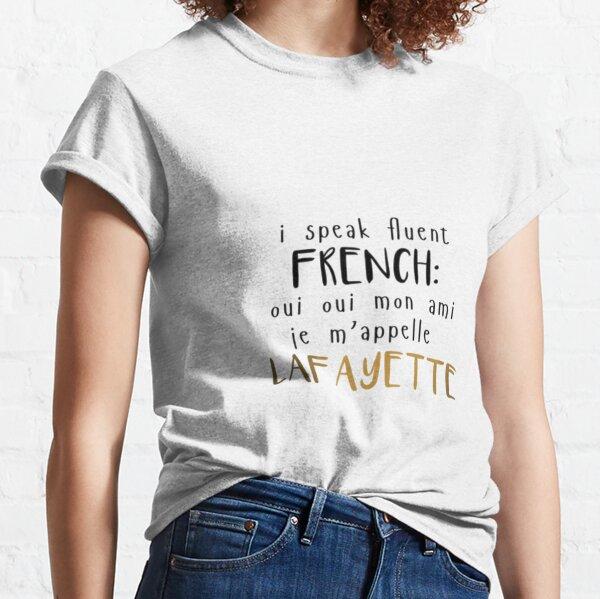 Hamilton//Lafayette  Classic T-Shirt