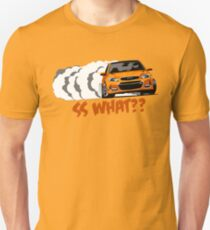 2016-17 Chevrolet SS Orange Unisex T-Shirt