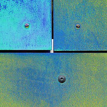 10 11 12 Colorful Rust Cyan Lime by MenegaSabidussi