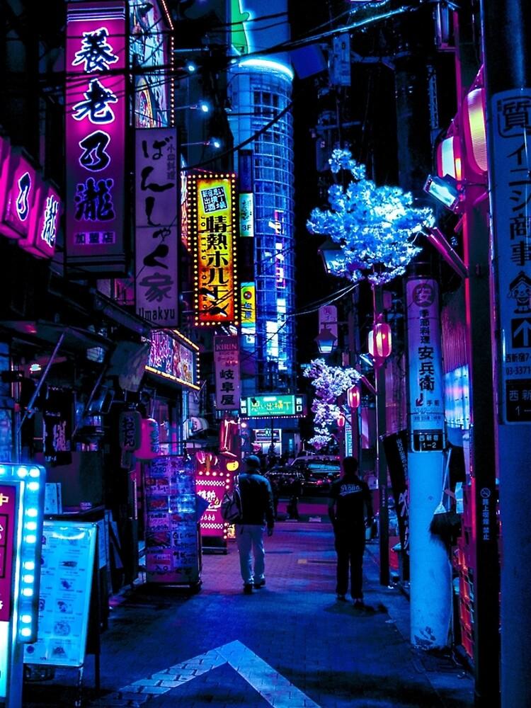 Blade Runner Vibes von HimanshiShah