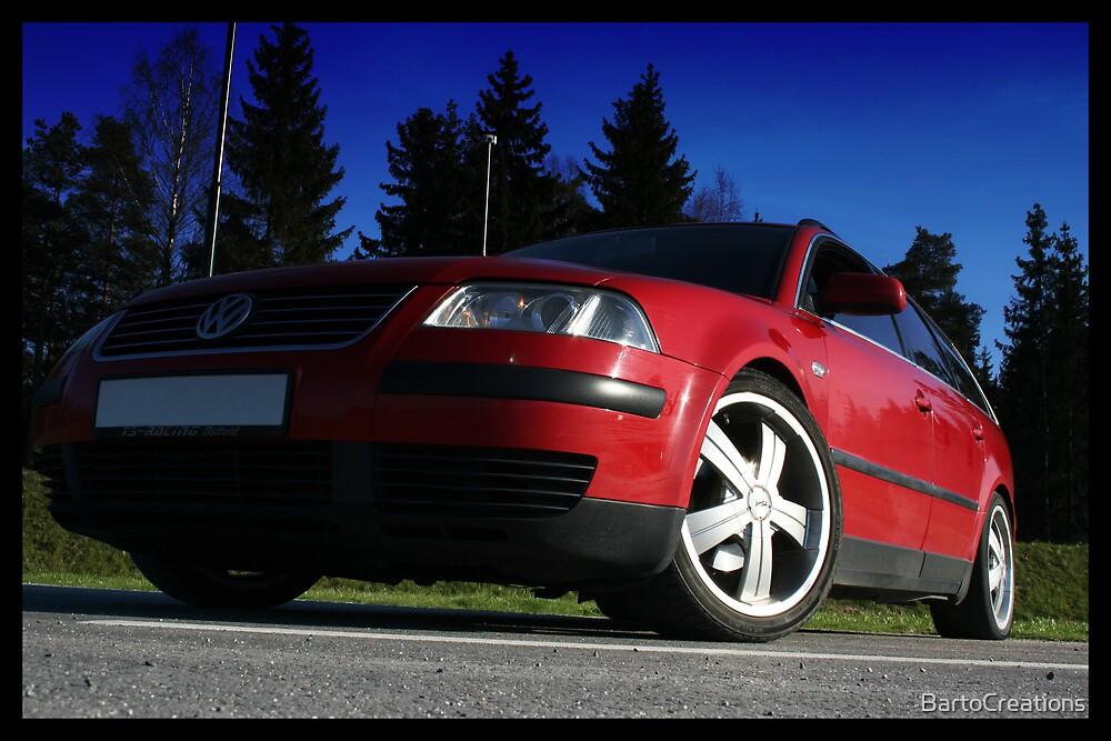 VW Passat by BartoCreations