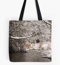 Crowded Branch Tote Bag