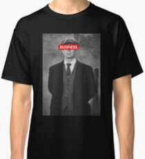 PEAKY BLINDERS TOMMY SHELBY DESIGN Classic T-Shirt