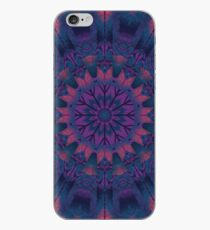 Estrella púrpura Vinilo o funda para iPhone