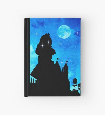 Alicia en el país de las maravillas - Magical Watercolor Night Cuaderno de tapa dura