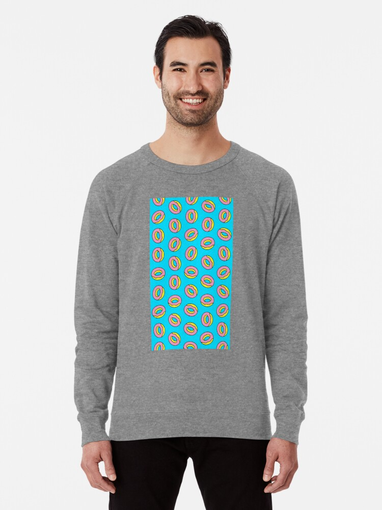 d87808a6fc91 Odd Future All Over Single Donut (ALL ENABLED) Lightweight Sweatshirt