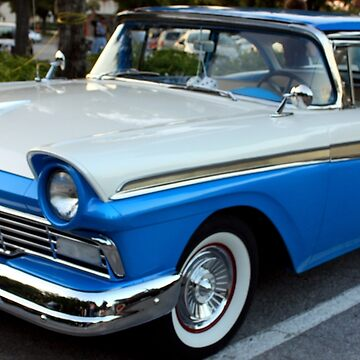 1957 Ford Fairlane 500 by AuntDot