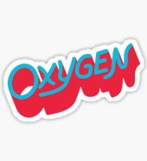 Oxygen Sticker