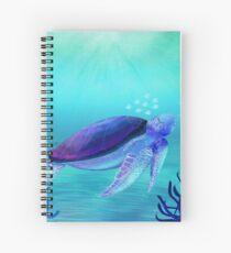 Ocean friends Spiral Notebook