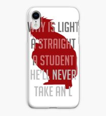 L joke iPhone XR Case