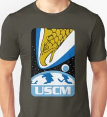 USCM Colonial Marines Unisex T-Shirt