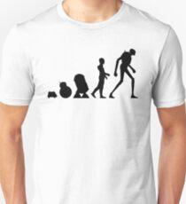 Evolution of Droid T-shirt Unisex T-Shirt