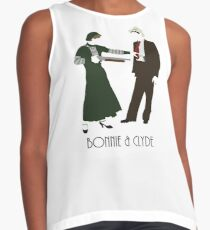 Bonnie and Clyde Contrast Tank