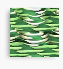 Layer after Layer Abstract Canvas Print