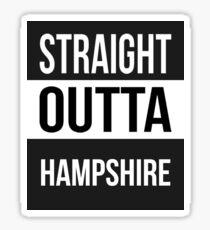 Hampshire Sticker