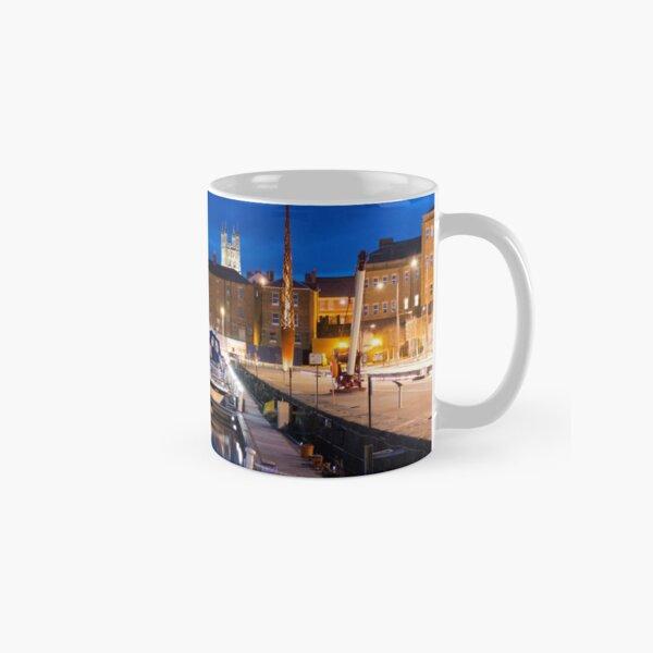 Gloucester Docks & Cathedral Classic Mug