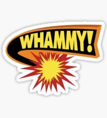 Champ Kind Whammy Sticker