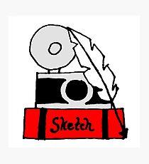 Hobbies Photographic Print
