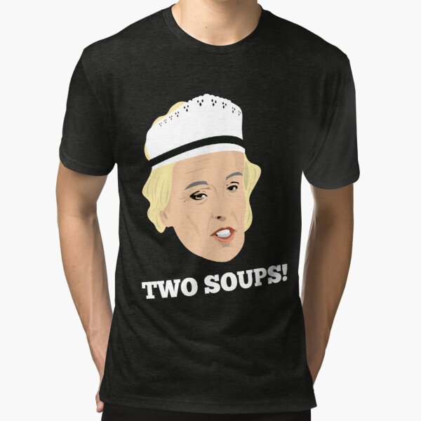 Two Soups Tri-blend T-Shirt