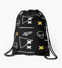 DREAM MACHINE [COORDINATES] Drawstring Bag