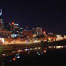 Nashville Skyline by April White
