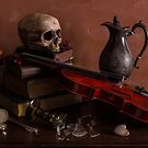 Musical Vanitas by TheBigYin