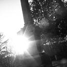 Tombstone Black&White by TLWhite