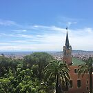 Barcelona Summer by Melissa Purves