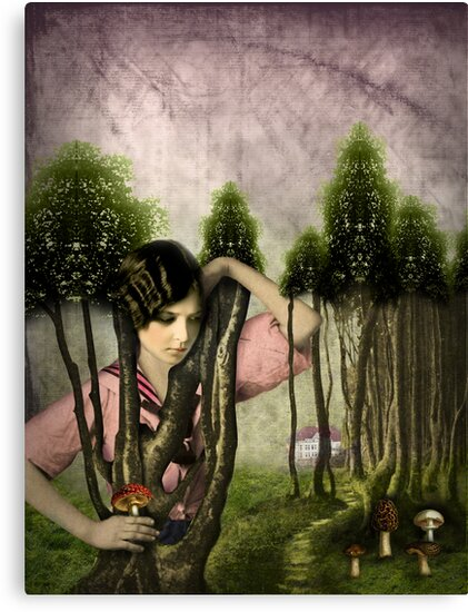 In the park by Catrin Welz-Stein