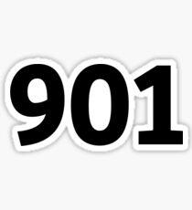 901 Sticker