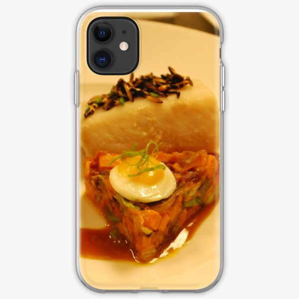 San Pellegrino Almost Famous Chef Competition 2d iPhone Soft Case