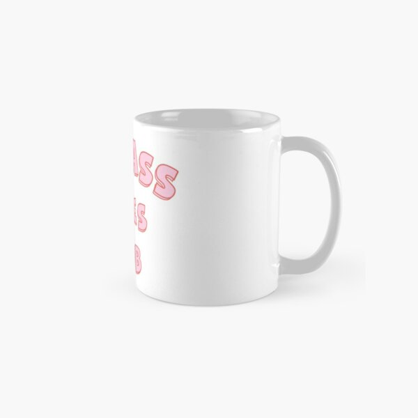 Bad Ass Babes Club Classic Mug