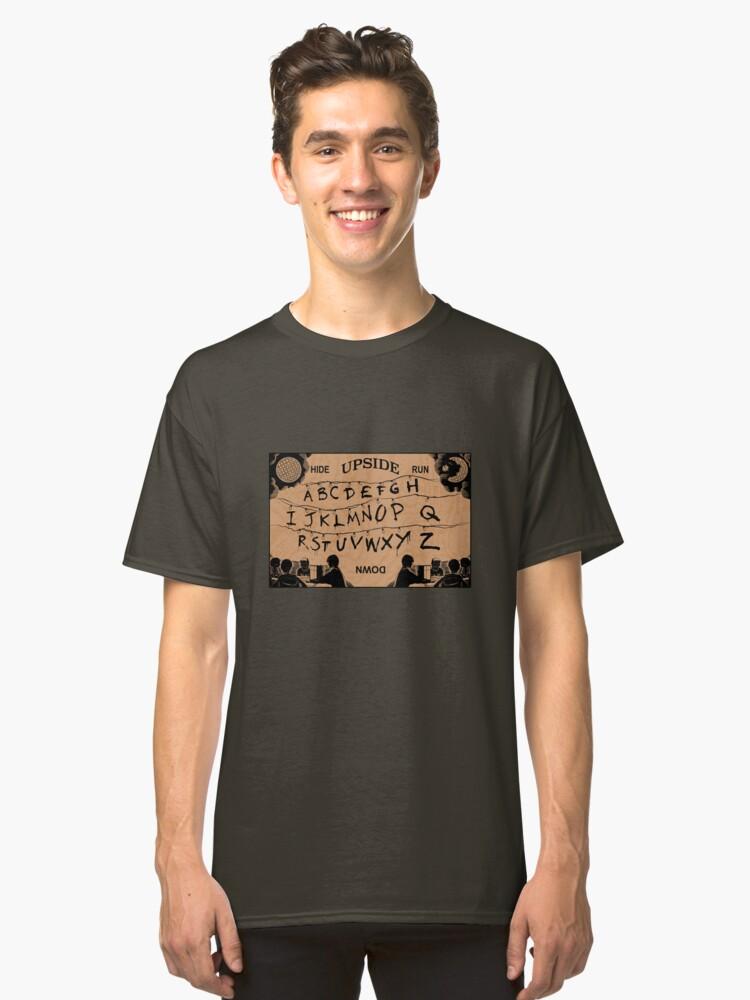 Alternate view of Stranger Board Classic T-Shirt