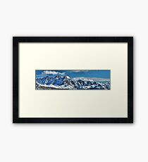 Dolomiti: Pale di San Martino Framed Print
