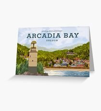 Life is Strange - Arcadia Bay Postcard Greeting Card
