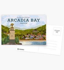 Das Leben ist seltsam - Arcadia Bay Postkarte (Tag) Postkarten