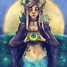 Water Witch. by SkeletalK